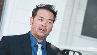 TEANECK, NJ - JUNE 27:  Jon Gosselin attends a press conference on Tax Deductible Marriage Counseling at Bergen Marriage Counseling & Psychotherapy on June 27, 2012 in Teaneck, New Jersey.  (Photo by Dave Kotinsky/Getty Images)