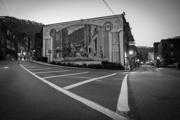 McDowell County was established in 1858. Since then, the main source of income for its residents is derived from the coal min