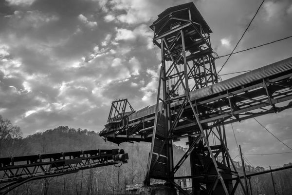 One of the three remaining coal mining companies in the city of Welch.