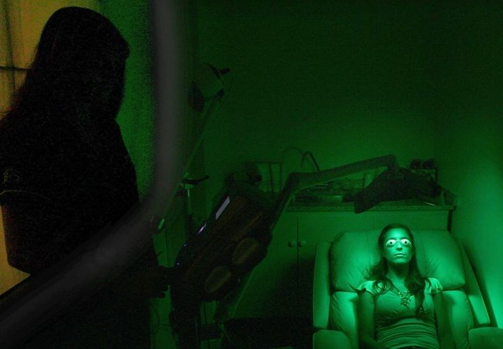 <p>Light therapy</p>
