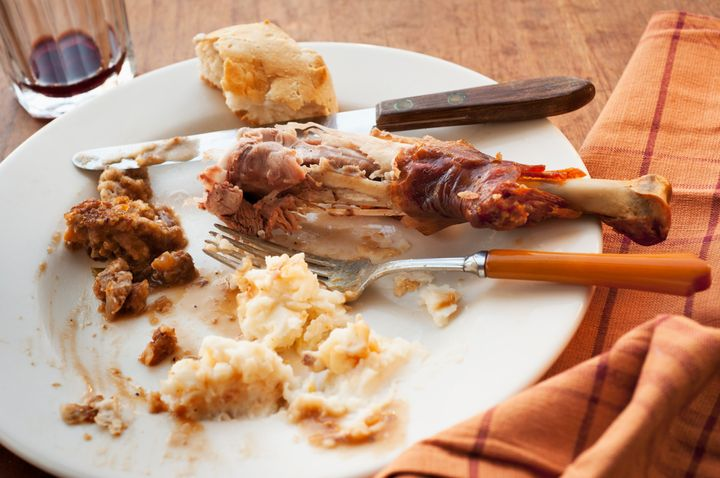 Overeating can have real next-day consequences, nutritionists say.