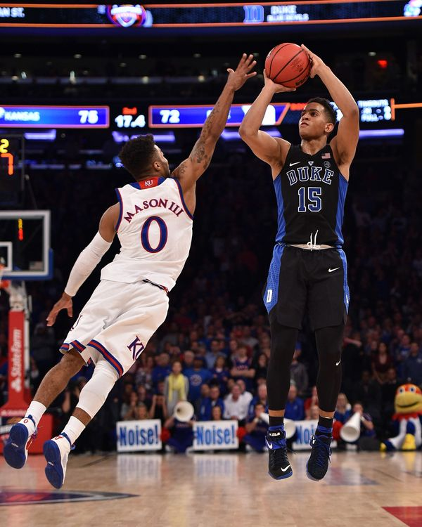 Jackson is a combo guard and one of the main reasons Duke will contend for a sixth title under Mike K. Similar to teammate Gr
