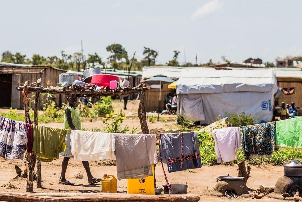 Uganda has adopted a pioneering approach to refugee management and protection, integrating refugees within local host communi