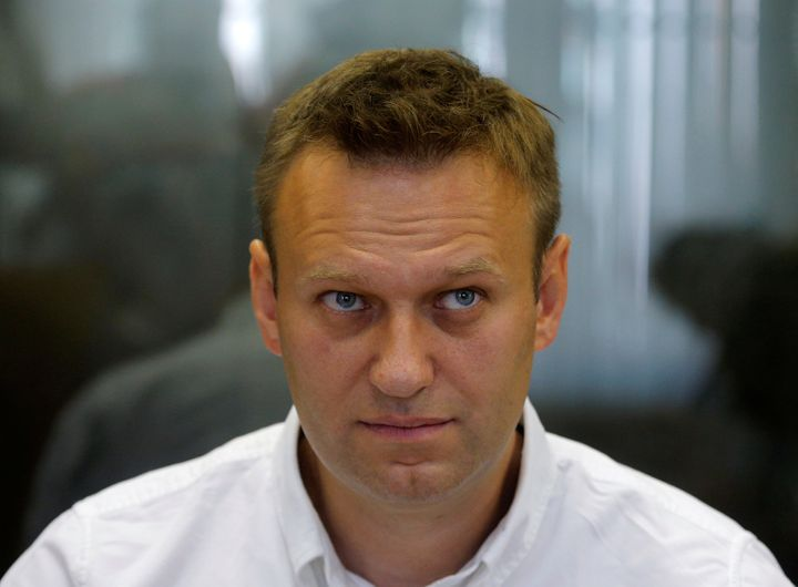 Opposition leaderAlexei Navalny wrote a blog post and released a video on Trump's win soonafter the election.