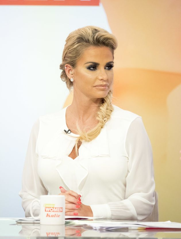 Katie Price on 'Loose