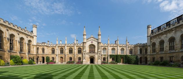 Cambridge University topped the league table this year