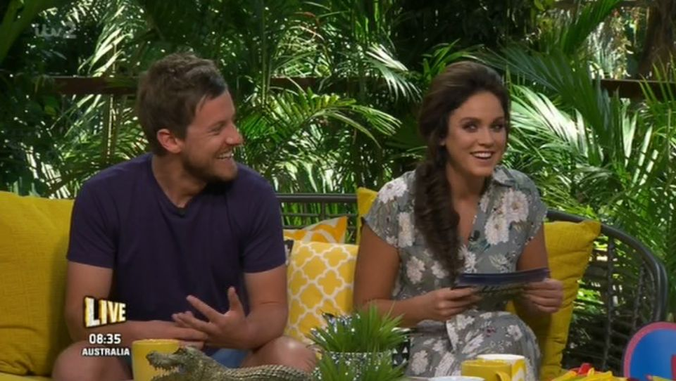 Vicky Pattison Reveals Emotional Effect Of 'I'm A Celebrity' Presenting
