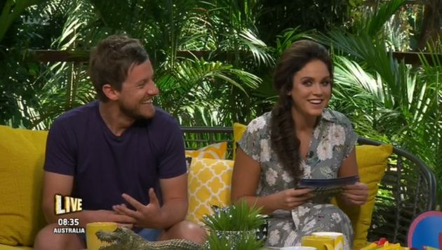 Vicky Pattison had a breakdown over criticism of her 'Extra Camp' presenting