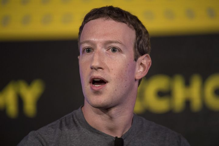 Mark Zuckerberg, the CEO and founder of Facebook, is under fire this month for fake news stories, but users of the social network aren't just upset about hoax stories.