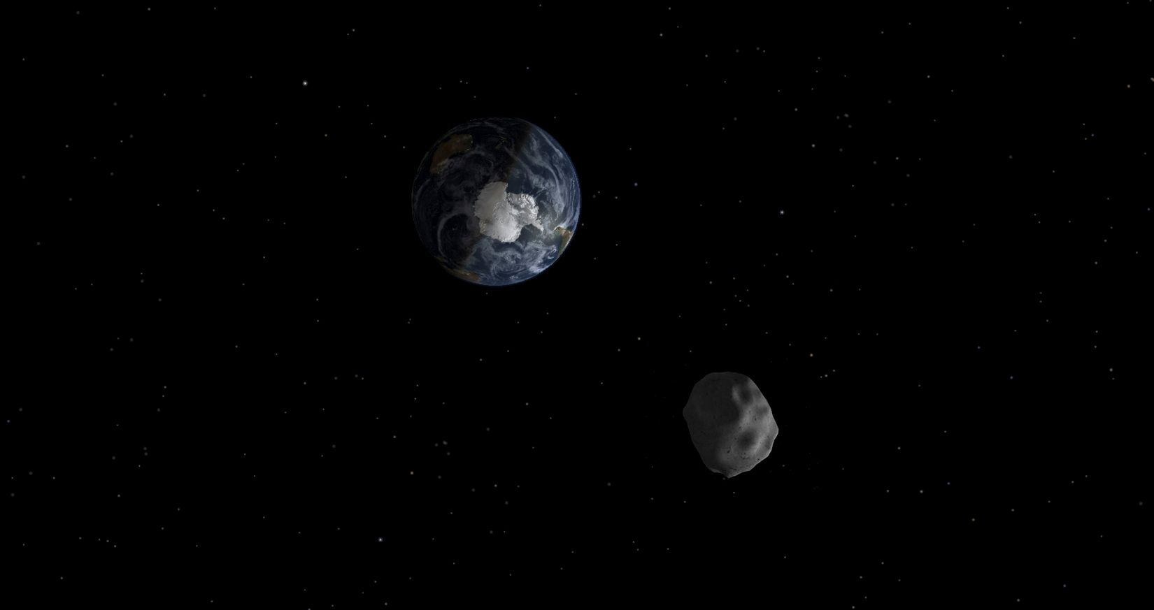 NASA Unveils Plan To Test Its Asteroid Defence System In