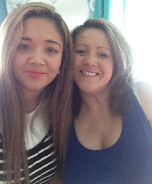 Azara and her mum Diane have studied at Coventry University together for the last three