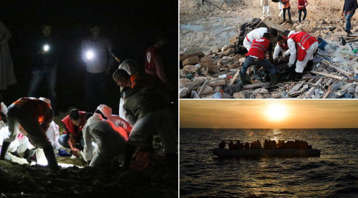 2016 Just Became The Deadliest On Record For Migrants Crossing The