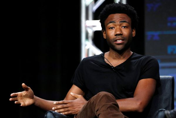 """Donald Glover is not only a talented singer and musician, he's also the creator of one of the best new shows on TV, """"Atlanta."""