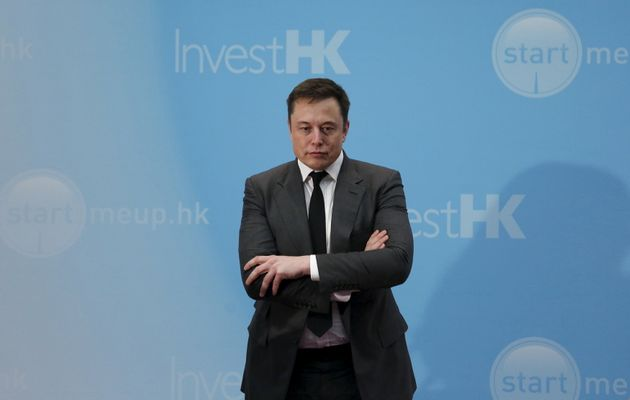 Elon Musk Wants To Rebuild The Internet In Space To Fund A City On