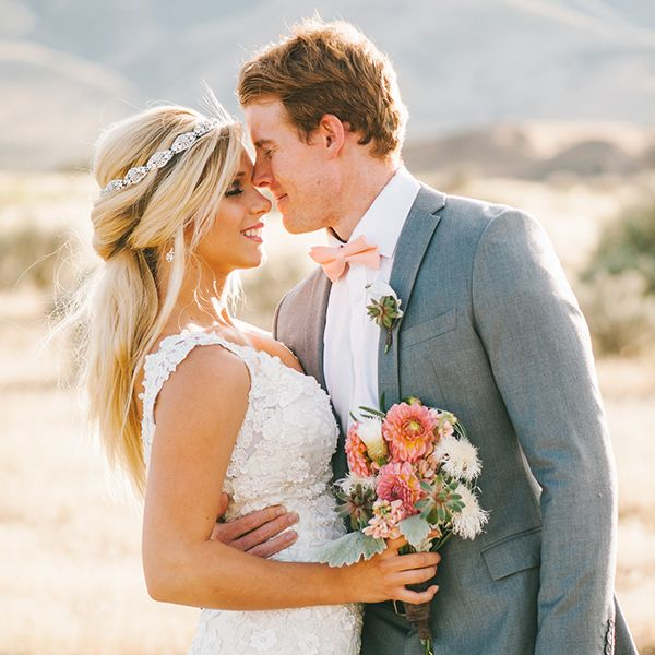 25 wedding hairstyles for brides with long hair huffpost junglespirit Image collections