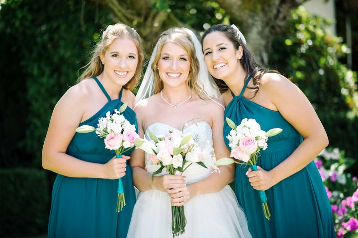 """""""We have a sister bond that is so special to the three of us,"""" Sarah said. """"When the three of us are in a room together it is very noticeable for anyone else present."""""""