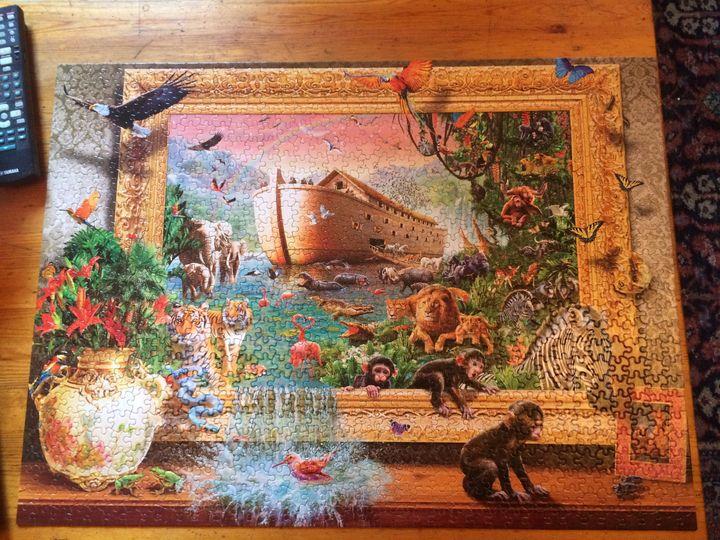 A puzzle!