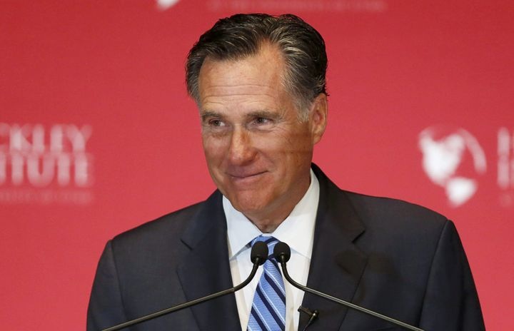Mitt Romney is another possible pick for secretary of state in President-elect Donald Trump's administration.