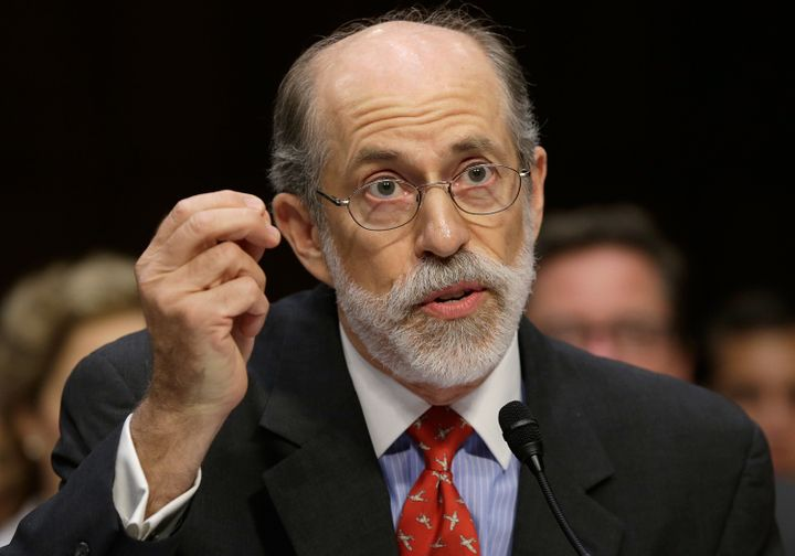 """Frank Gaffney, who the SPLC dubbed """"one of America's most notorious Islamophobes,"""" has been featured on Breitbart's website."""