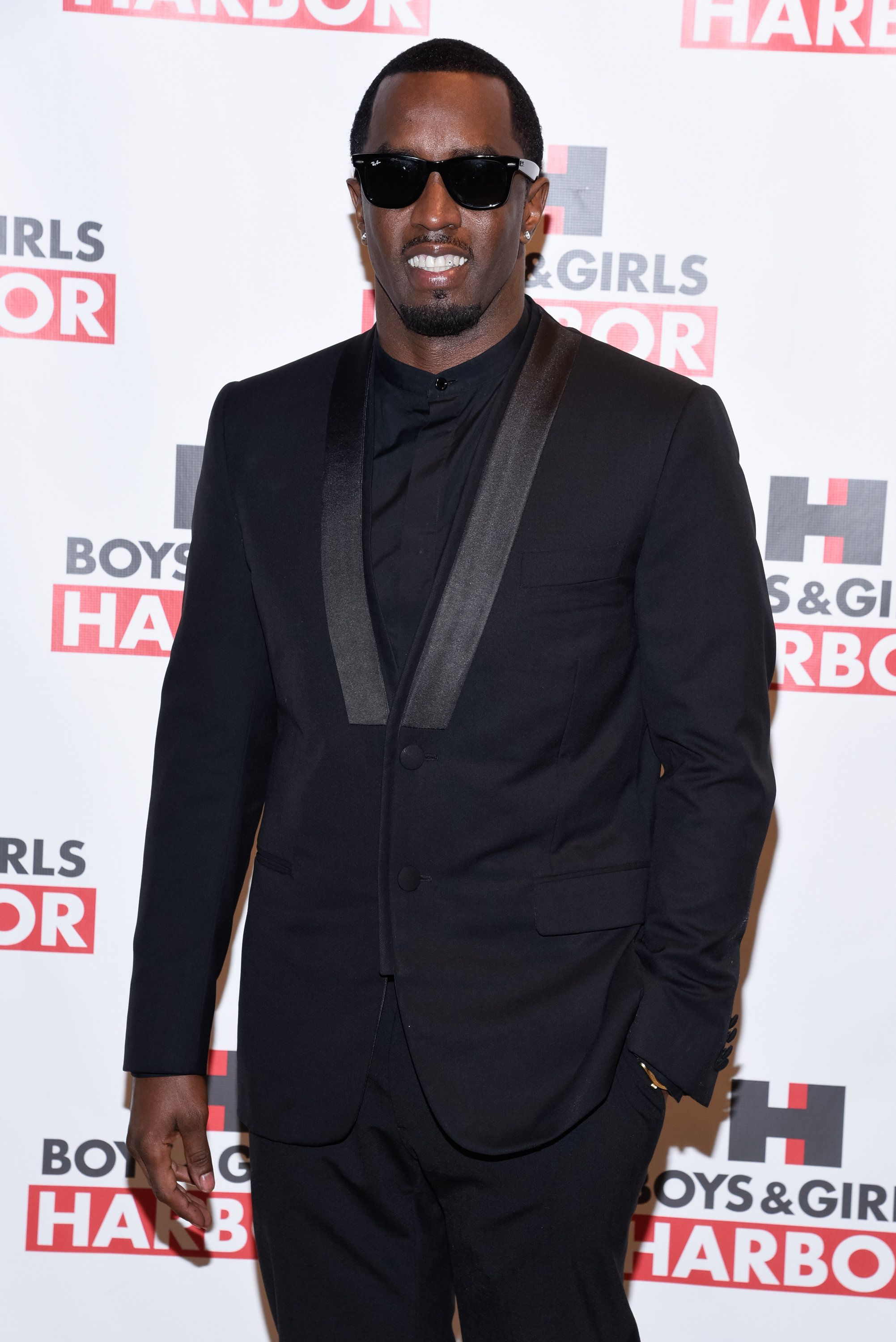 NEW YORK, NY - SEPTEMBER 26:  Sean 'Diddy' Combs attends the Boys & Girls Harbor Salute To Achievement at David H. Koch Theater, Lincoln Center on September 26, 2016 in New York City.  (Photo by Matthew Eisman/Getty Images)