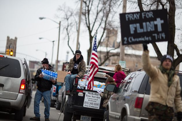 EPA orders Flint to outline fixes before water switch