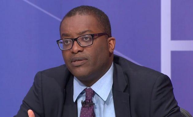 Kwasi Kwarteng said Jeremy Corbyn must be taken