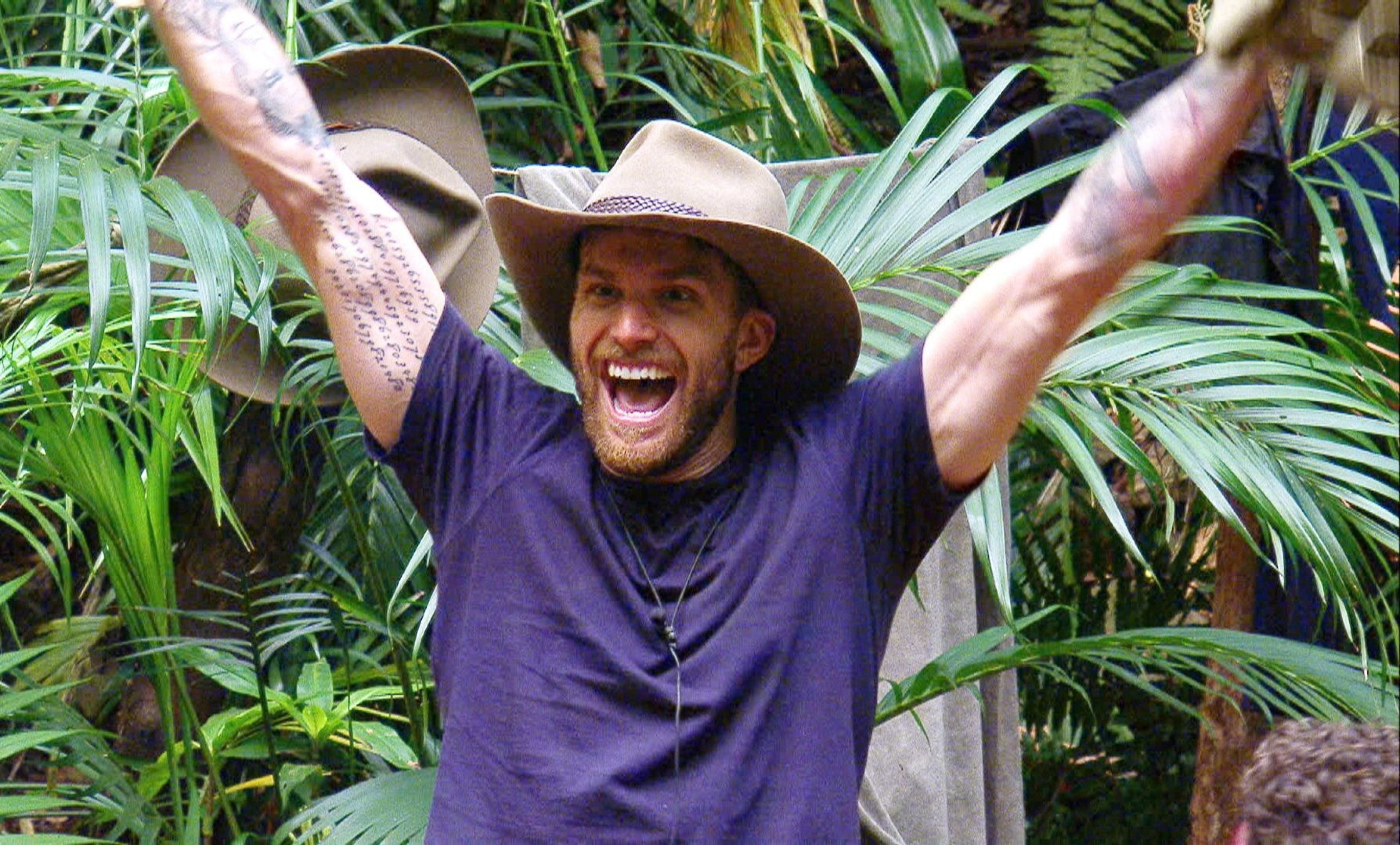 'I'm A Celebrity' Viewers Get Behind Joel Dommett As He Tackles His Biggest Fear For