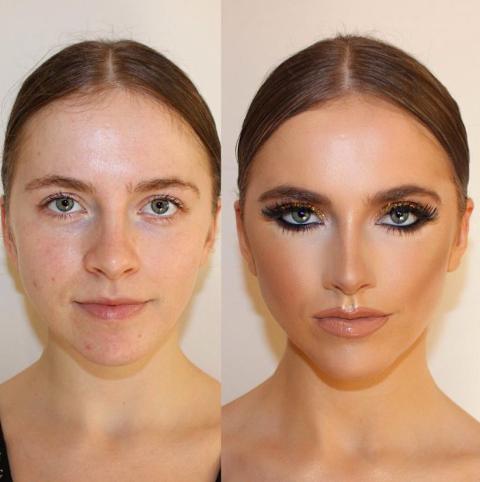 This Makeup Artist's Transformations Will Make You Do A Double