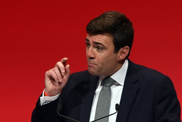 Andy Burnham, the last Labour Health Secretary, was one of the