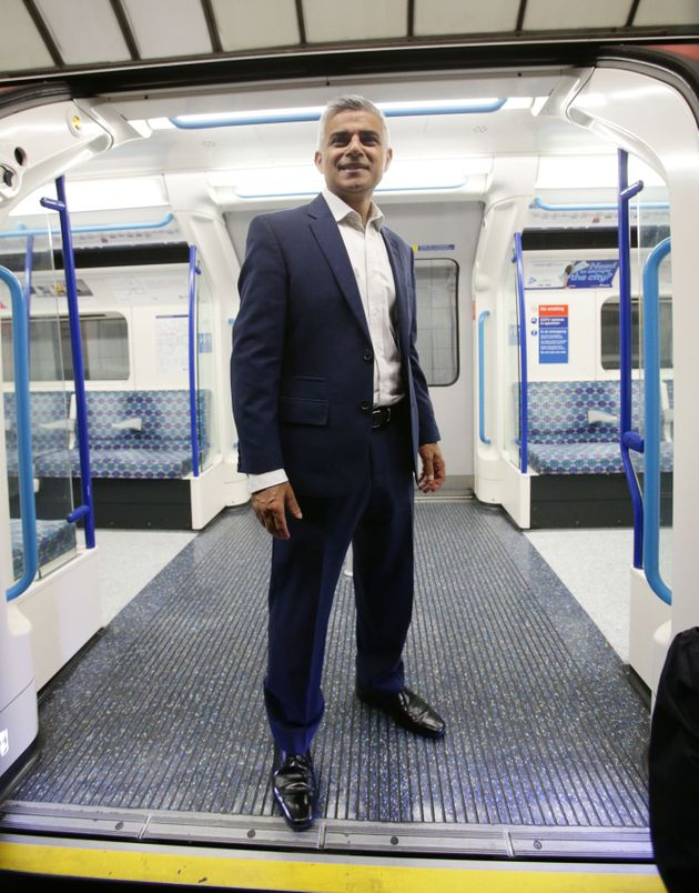 The mayor of London said he would bepressuring the government to help with suburban rail fares
