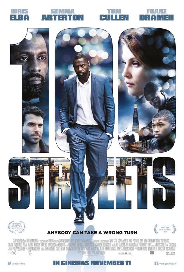 Idris Elba's Latest Film '100 Streets' Bombs At the Box Office With Takings Of Just