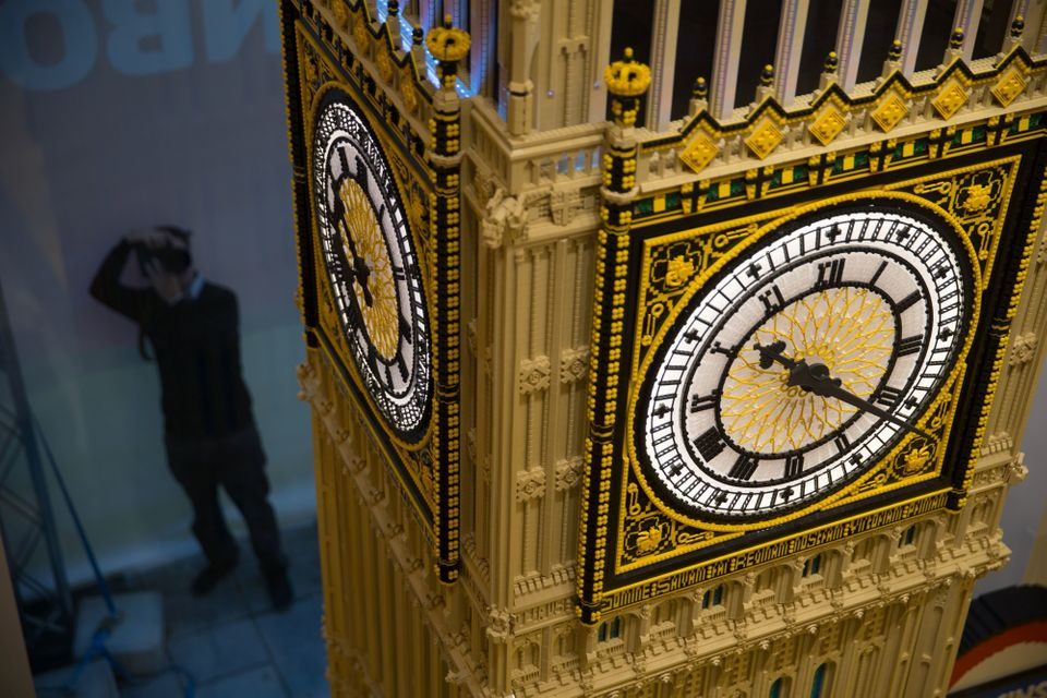 World's Largest LEGO Store Opens In London's Leicester