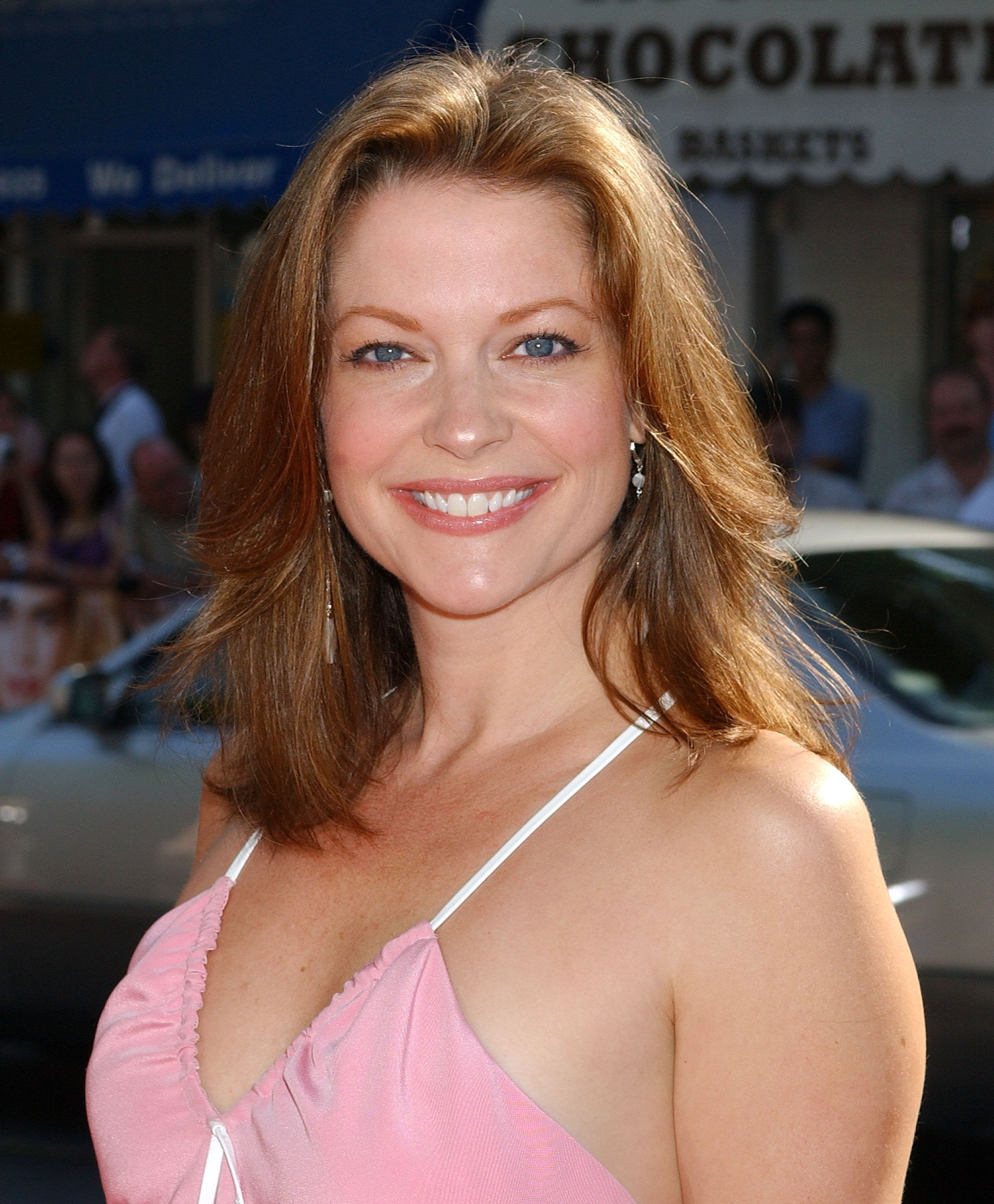 Lisa Masters during World Premiere of 'The Stepford Wives' at Mann Bruin Theatre in Westwood, California, United States. (Photo by Gregg DeGuire/WireImage)
