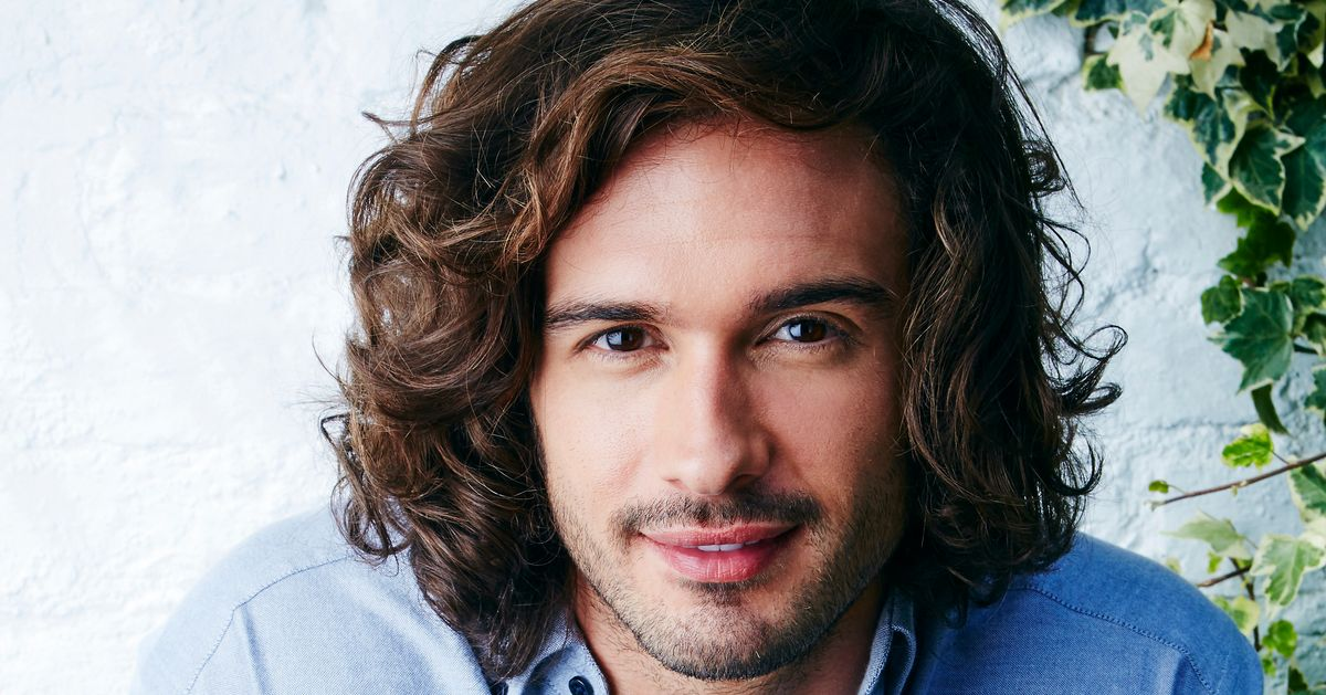 WISE WORDS: The Body Coach Joe Wicks Shares His Own ...