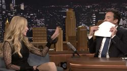 Nicole Kidman Roasts Jimmy Fallon For Failing To Ask Her Out A Second