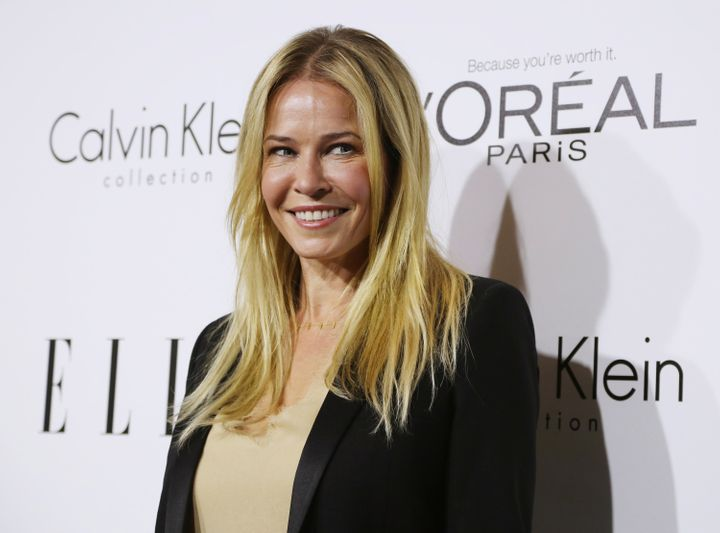 "Chelsea Handler: Has not seen ""Mr. and Mrs. Smith."""