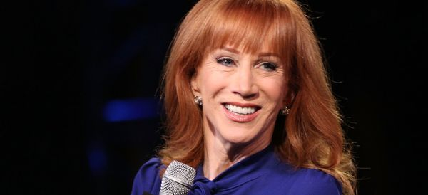 Kathy Griffin's Story About Woody Allen Will Shock You