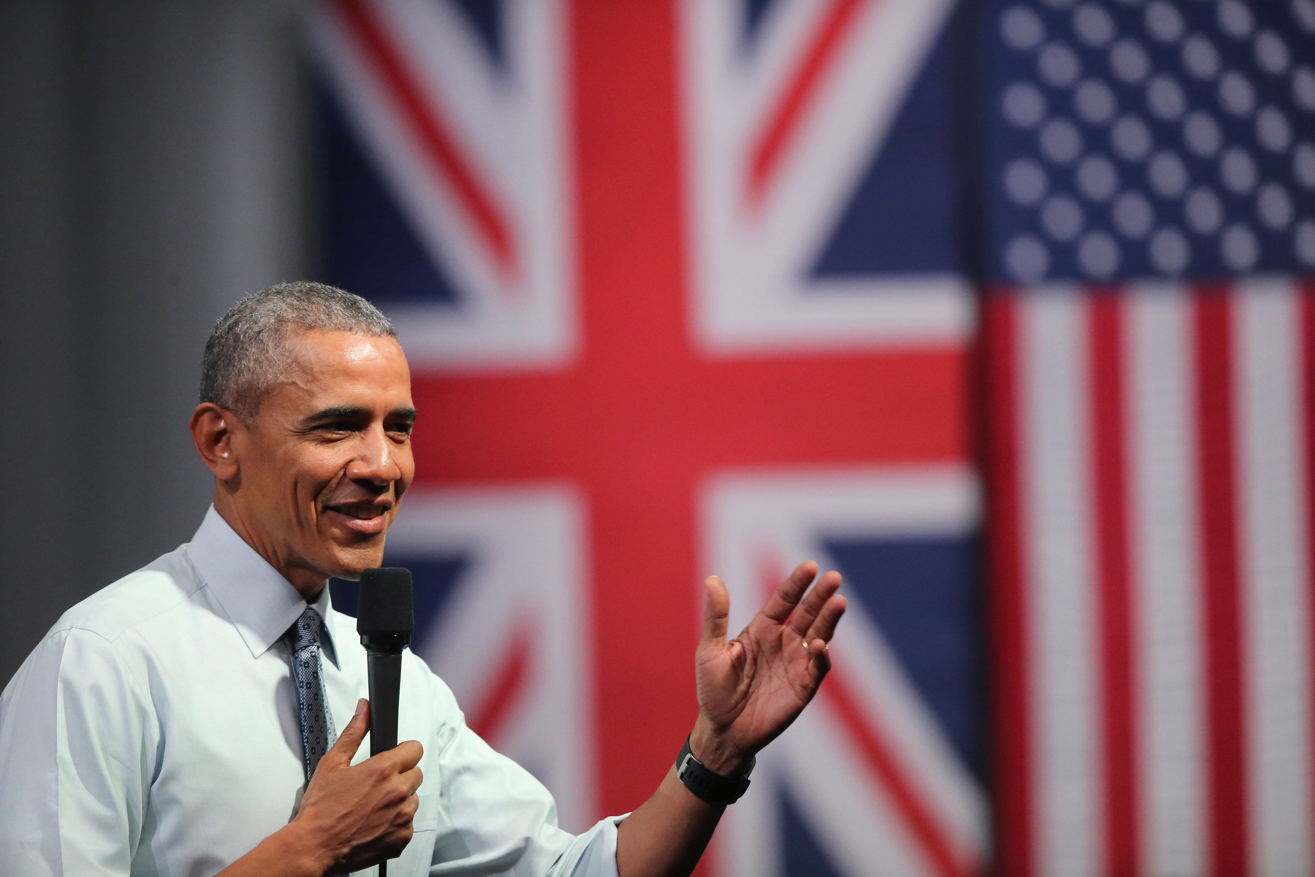 UK Twitter Users Really Want Barack Obama To Be Their Prime