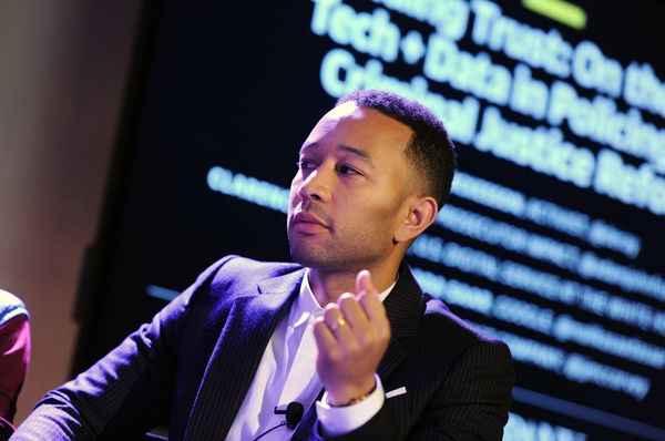 John Legend may have a beautiful singing voice, but it's how he has used his voice to effect change and spread awareness that