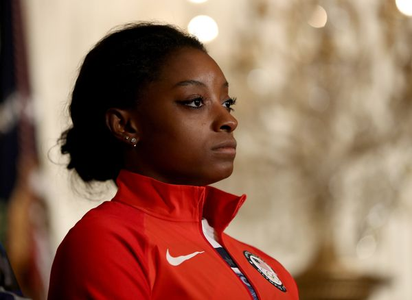 Gymnast Simone Biles was part of the medal-winning dream team at the 2016 Olympics, encompassing everything that is #Bla