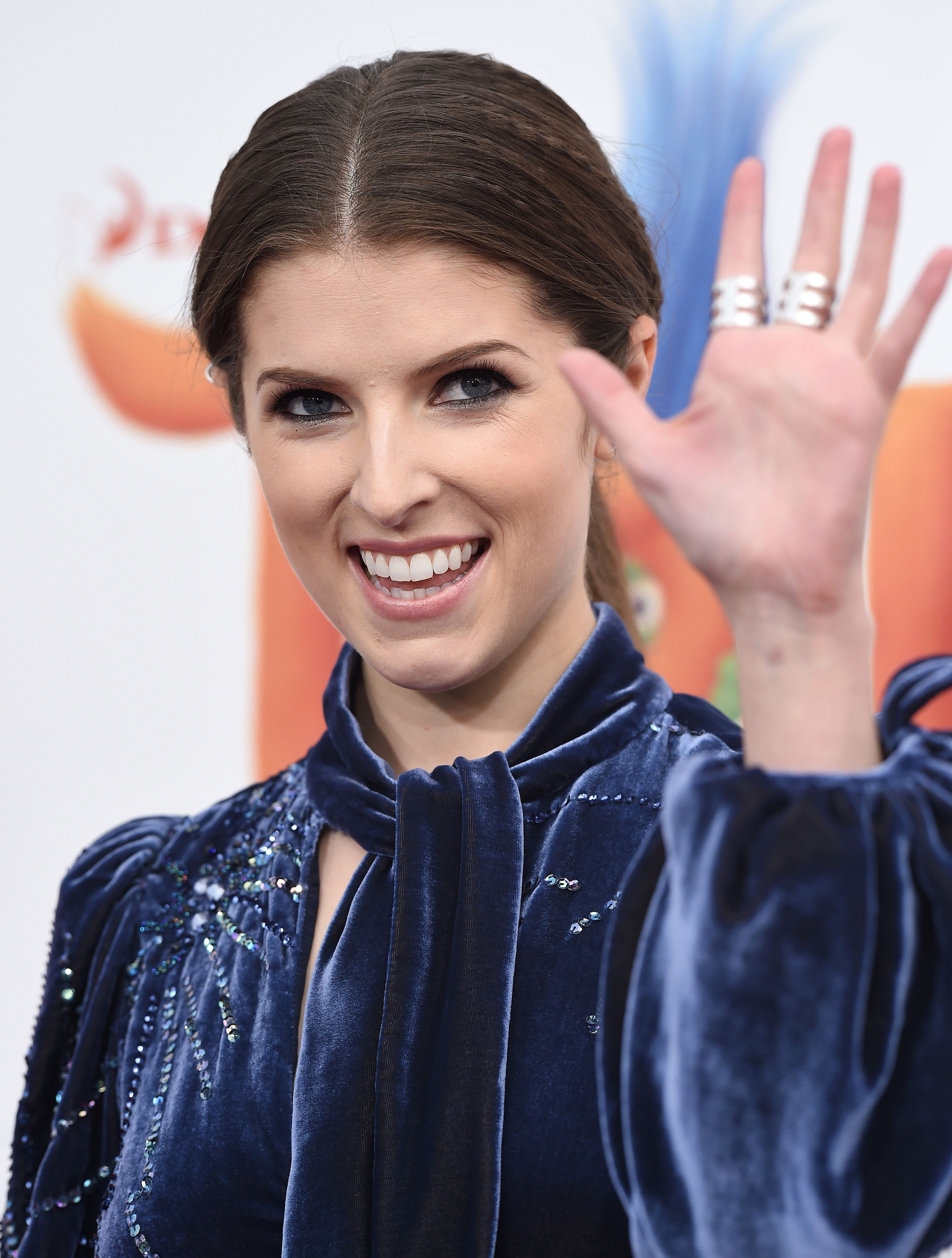 Anna Kendrick Had The Best Response To A Guy Giving Her An