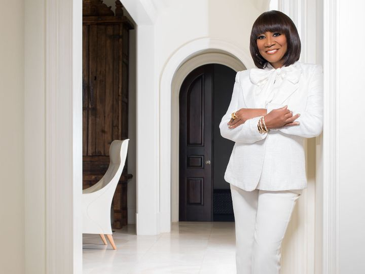 "LaBelle is set to debut her new show ""Patti LaBelle's Place,"" on the Cooking Channel next month."