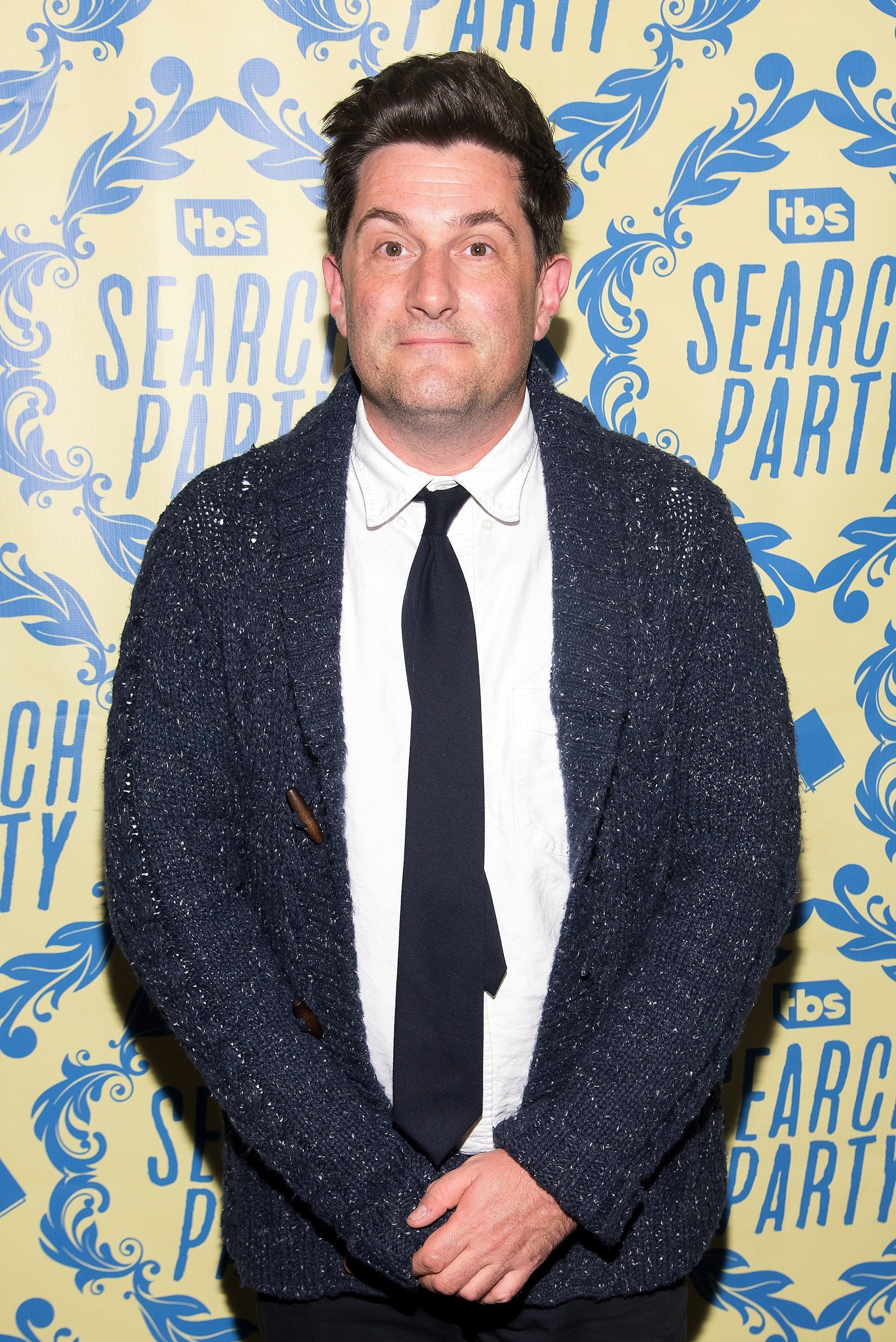 NEW YORK, NY - NOVEMBER 16:  Executive Producer Michael Showalter attends the 'Search Party' Premiere Party at Metrograph on November 16, 2016 in New York City.  (Photo by Mike Pont/WireImage)