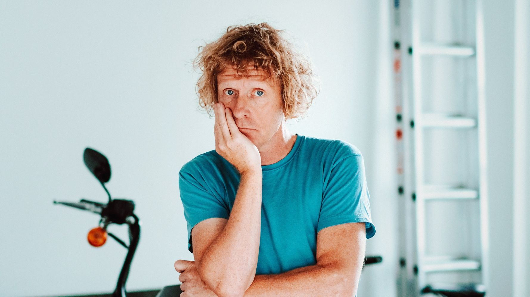 Grayson Perry On Why Old-School Masculinity Is Man's Greatest Enemy