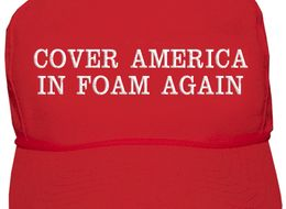 HUFFPOST HILL - Economically Anxious Foam Blob Likely Lost Manufacturing Job