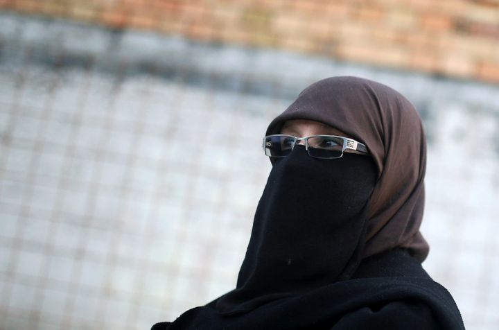 A bill in the U.S. state of Georgia could restrict Muslim women from wearing religious veils like these in public.