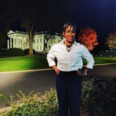 Adedayo Fashanu corresponding from the White House.