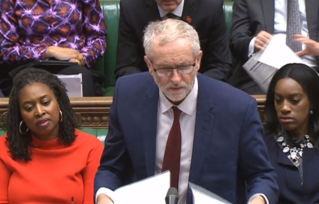 Corbyn says it is 'down to Labour to restore