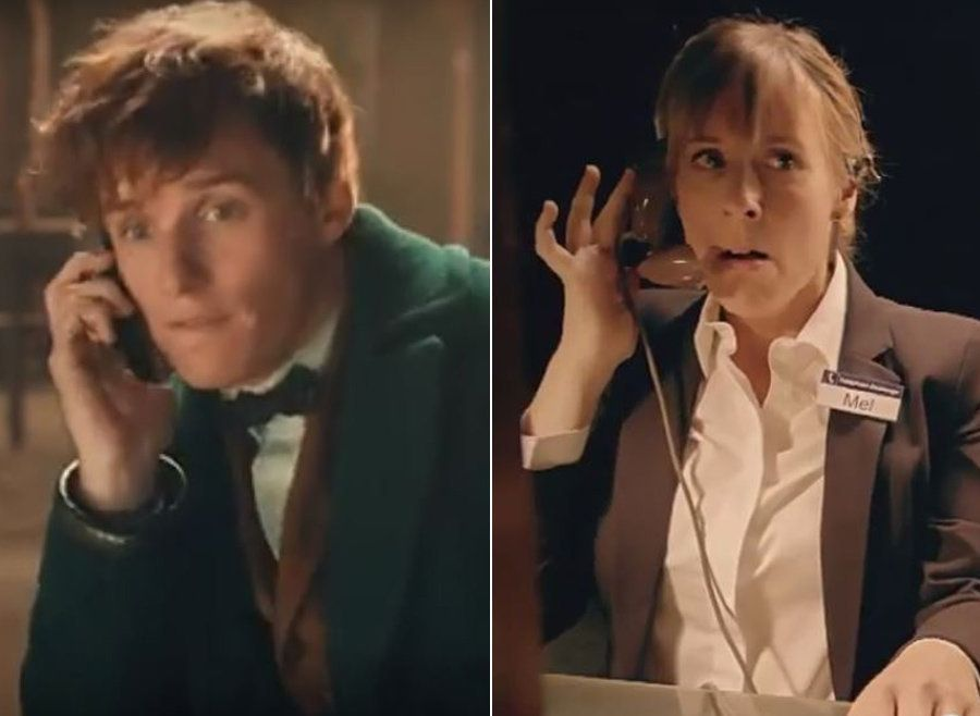 'Fantastic Beasts' Meets 'Bake Off' In Hilarious Children In Need