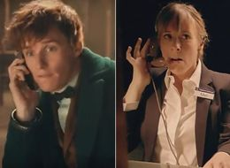 'Fantastic Beasts' Meets 'Bake Off' In Hilarious Children In Need Sketch